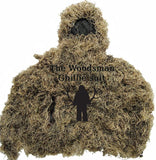 The Woodsman Ghillie Suit Jacket and Pants set - GhillieSuitShop