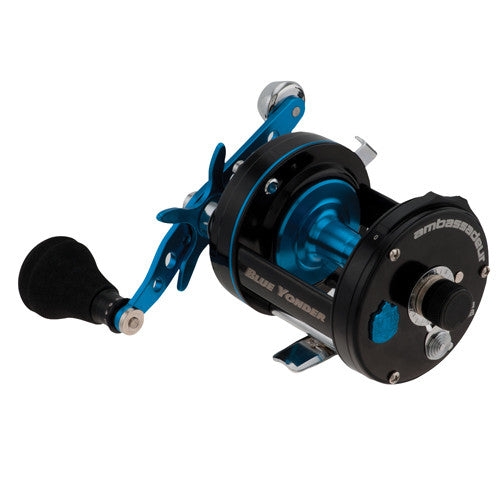 BY-6500 AMB 6500 BLUE YONDER BCAST REEL for Fishing - GhillieSuitShop