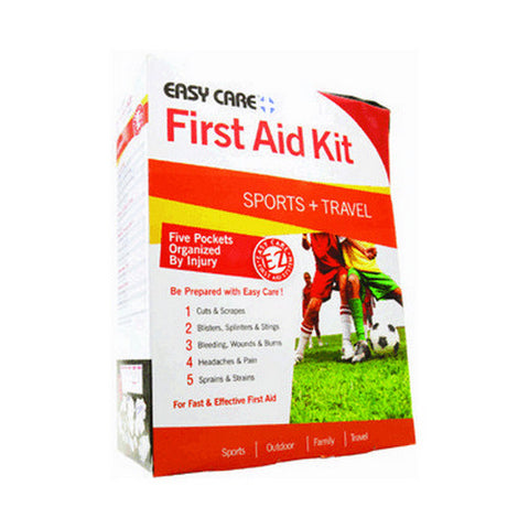First Aid Kit,EZ Care Sport 1ea - GhillieSuitShop