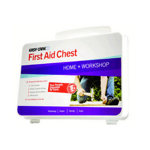 First Aid Kit,EZ Care Home 1ea - GhillieSuitShop