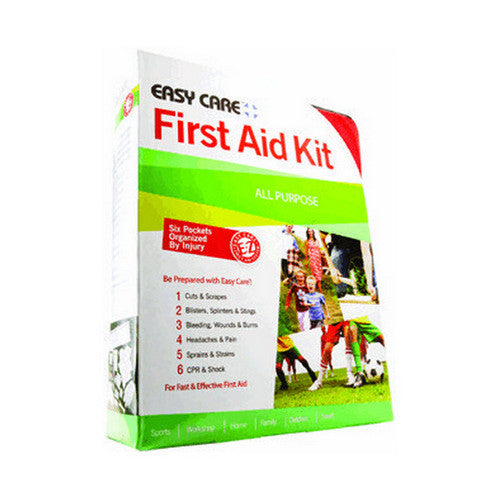First Aid Kit,EZ Care All Purpose 1ea - GhillieSuitShop