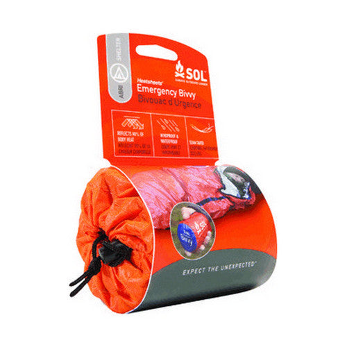 SOL Emergency Bivvy - Hiking, Camping Tent - GhillieSuitShop
