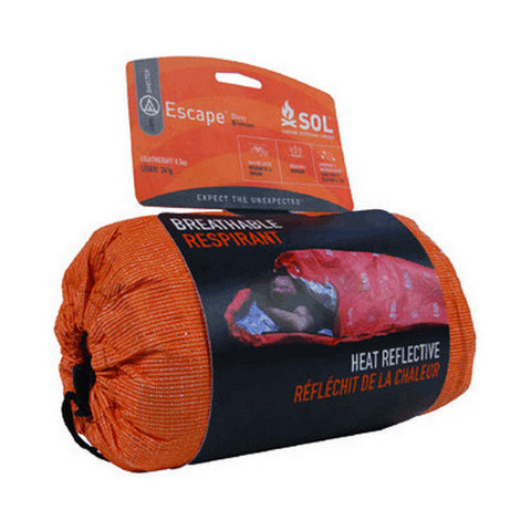 SOL Escape Bivy - Hiking, Camping Tent - GhillieSuitShop