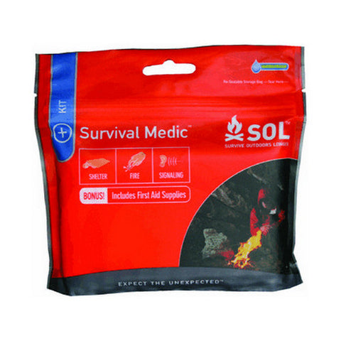 Survival Medic - GhillieSuitShop