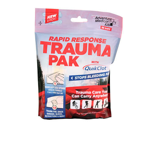 Rapid Response Trauma Pack with QuikClot - GhillieSuitShop