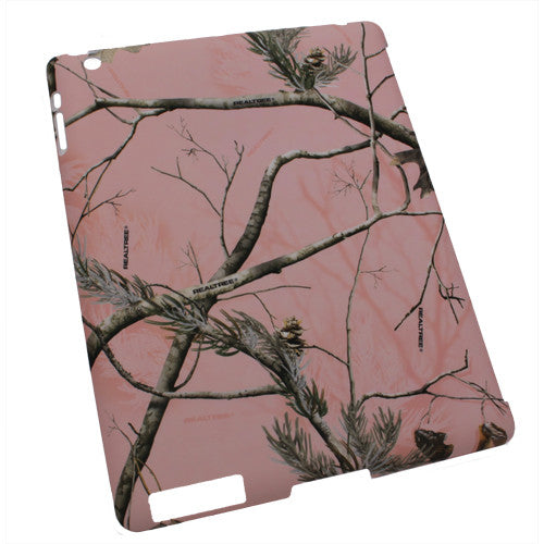 RealTree Pink Camo iPad Case - GhillieSuitShop