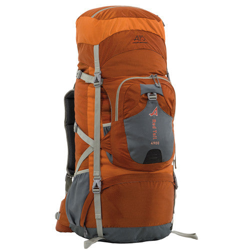 Red Tail 4900 Rust - Backpack, Bag - GhillieSuitShop