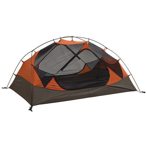 Chaos 3 Dark Clay/Rust - Hiking, Camping Tent - GhillieSuitShop