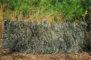 Ghillie Blind Cover 30 X 9 Light Weight Synthetic