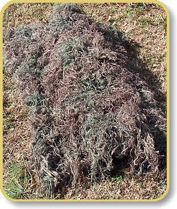 Ghillie Blanket cover 4' x 6' - GhillieSuitShop
