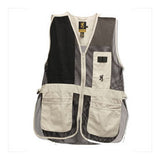Browning Trapper Creek Vest X-Large, Sage/Black - GhillieSuitShop