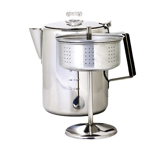 Coffee Percolator, 12 Cup - GhillieSuitShop