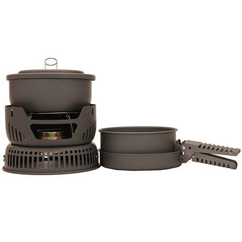 Hard Anodized 9-pc Stove/Cookset - GhillieSuitShop
