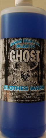 Ghost clothes Wash 32 fl. oz. refill - GhillieSuitShop