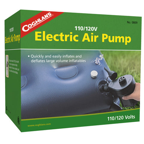 110/120V Electric Air Pump - GhillieSuitShop