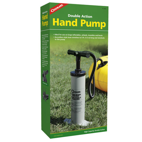 Double Action Hand Pump - GhillieSuitShop