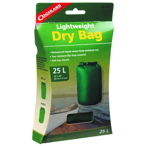 25L Lightweight Dry Bag - GhillieSuitShop