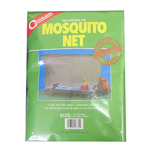 Backwoods Mosquito Net Grn Single - GhillieSuitShop