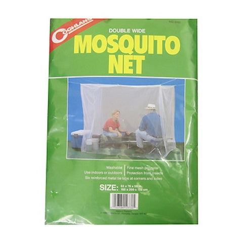 Mosquito Net - Double - White - GhillieSuitShop