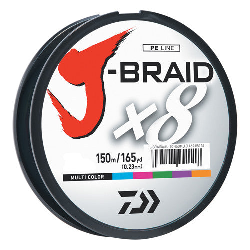 J-Braid 20lb 5C 150m - GhillieSuitShop