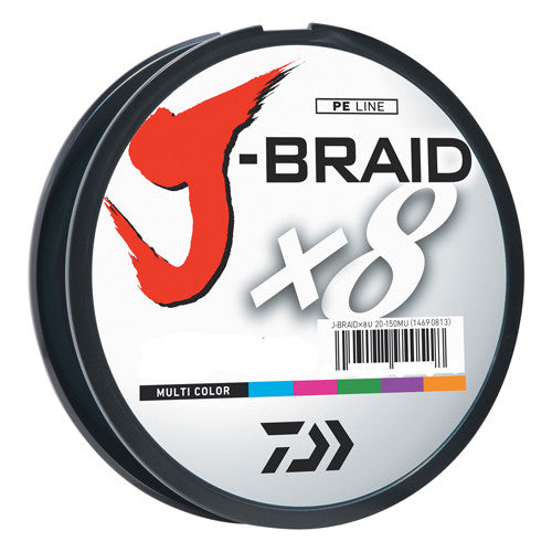 J-Braid 20lb 5C 300m - GhillieSuitShop