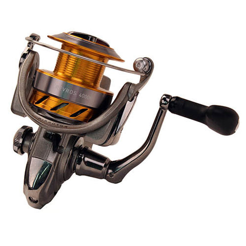 Revros Spin Reel 5.7:1 7+1BB 4000sz Clam for Fishing - GhillieSuitShop