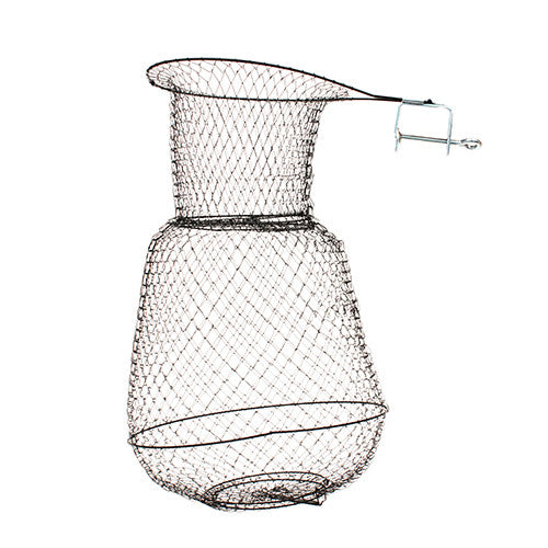 Clamp-on Wire Fish Basket 1pc - GhillieSuitShop