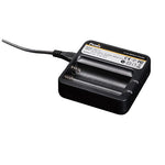 Fenix 18650 Protected Charger ,Black - GhillieSuitShop