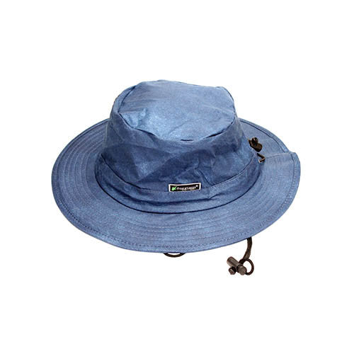 Breathable Bucket Hat Royal Blue-One Size - GhillieSuitShop