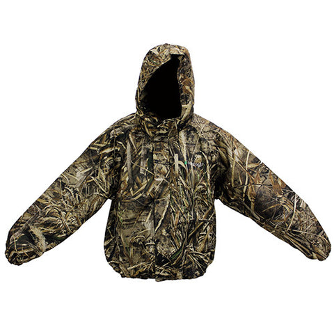 Pro Action Camo Jacket Max5 LG-RT - GhillieSuitShop