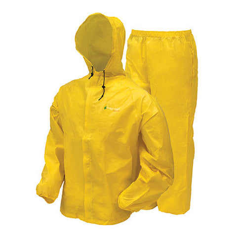 Ultra-Lite2 Rain Suit w/Stuff Sack XL-Yw - GhillieSuitShop