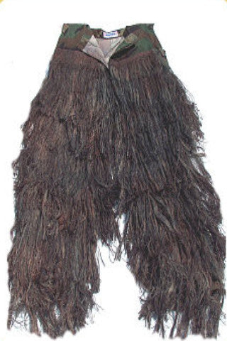 BDU Ghillie Suit Pants - GhillieSuitShop
