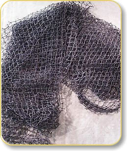 4'x5' Ghillie Netting Nylon - GhillieSuitShop