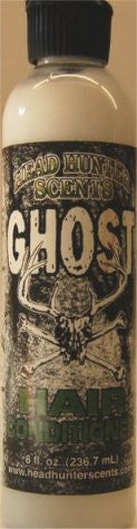 Ghost Hair Conditioner Unscented  8 fl. oz. - GhillieSuitShop