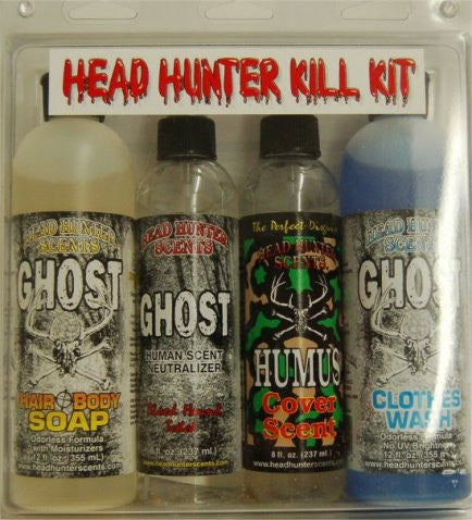 Head Hunter Kill Kit - GhillieSuitShop