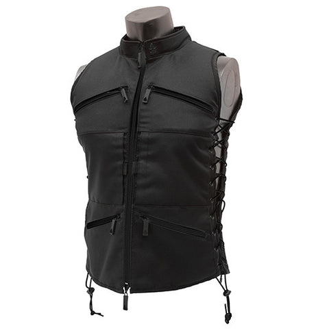 Female Sporting Vest, S&M Builds, Black - GhillieSuitShop