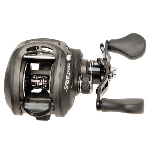 SD1XH,SuperDuty Speed Spool Baitcast Reel for Fishing - GhillieSuitShop
