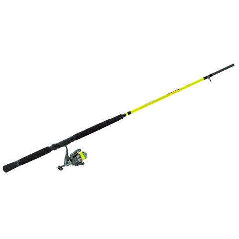 SDS759-2,Slab D Jig/Troll Spinning Combo for Fishing - GhillieSuitShop