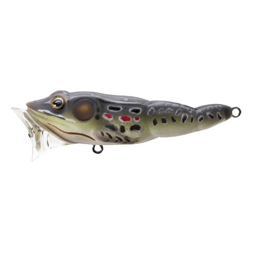 Frog Popper,brown/black,#4 - GhillieSuitShop