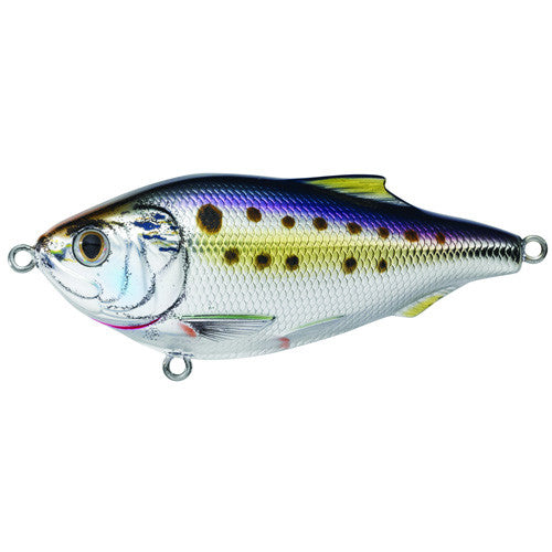 Menhaden Twitchbait,natural/metallic,#2 - GhillieSuitShop