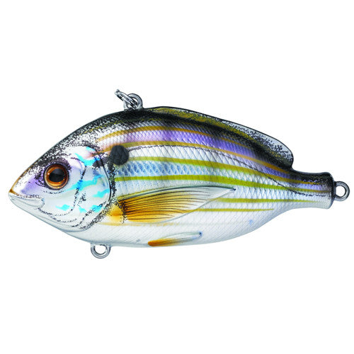 Pinfish Rattlebait,natural/metallic,#2 - GhillieSuitShop