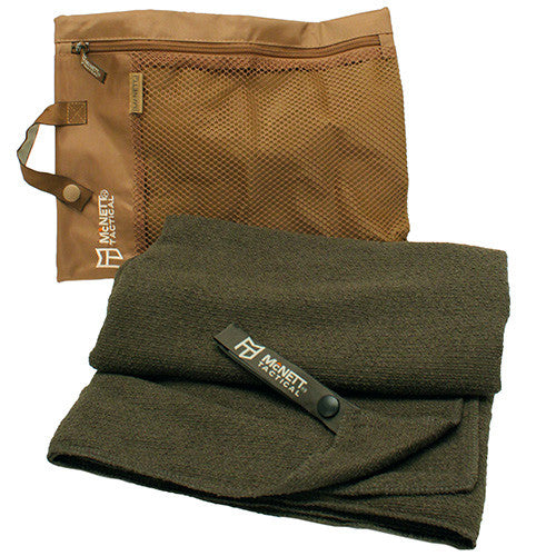 Tactical Microterry Lg Towel  ODG - GhillieSuitShop