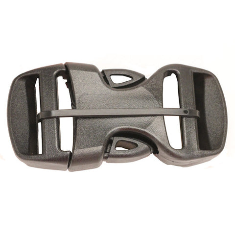 "2"" Side Release Buckle Kit w/2"" Tri-glide - Backpack, Bag - GhillieSuitShop"