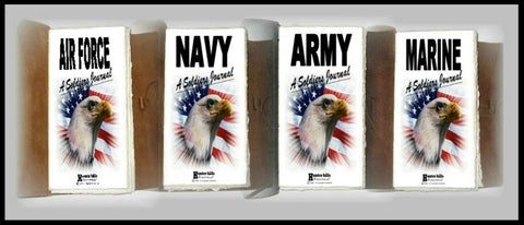 Military Soldiers Journal - GhillieSuitShop