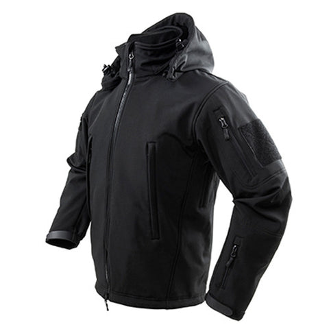 Vism Delta Zulu Jacket - Black - Large - GhillieSuitShop
