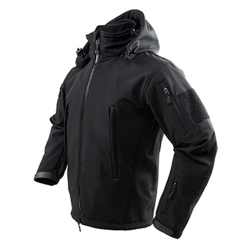 Vism Delta Zulu Jacket - Black - Small - GhillieSuitShop