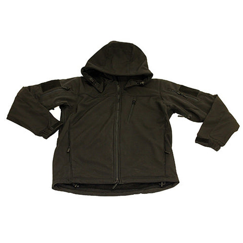 Vism Alpha Trekker Jacket - Black - 2Xl - GhillieSuitShop