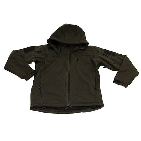 Vism Alpha Trekker Jacket - Black - Small - GhillieSuitShop