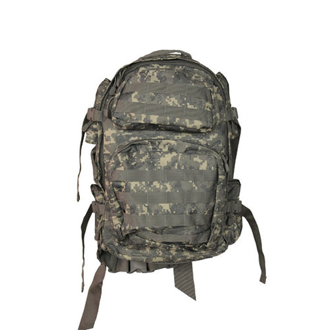 Tactical Backpack, Digital - GhillieSuitShop