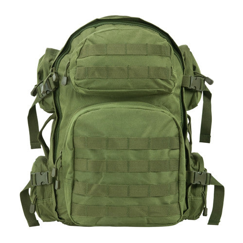 Tactical Back Pack/Green - GhillieSuitShop
